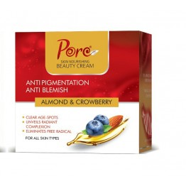 Pore Anti pigment Cream