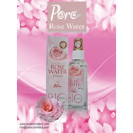 Pore Rose Water