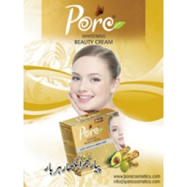 Pore Whitening Beauty Cream